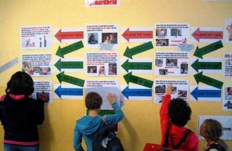 Katholieke school in Molenbeek (met veel moslimleerlingen) pakt holebi-thema gedurfd aan...