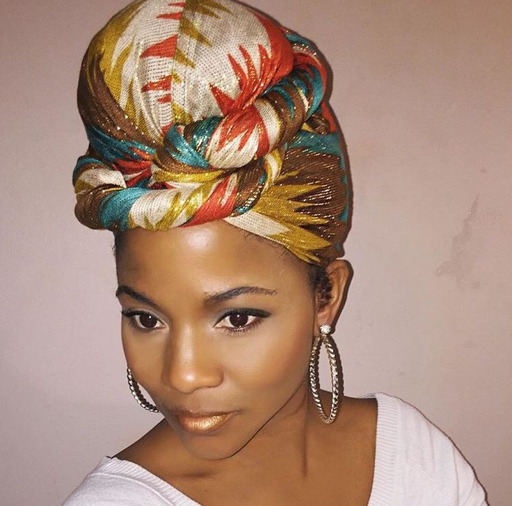 Head Wrap Styles For Natural Hair Classy 2670 Best Headwraps Imageskay Nau On Pinterest  Turbans Head