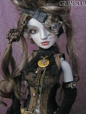 Resinsoul Rong customized by Cream Soda Fashions
