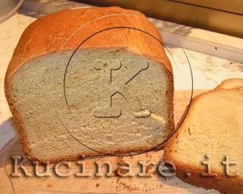 ricette per la macchina del pane