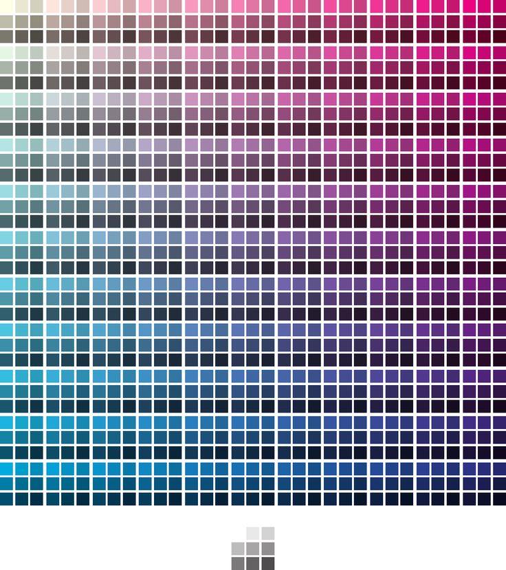 25 best ideas about Cmyk color chart – Sample Cmyk Color Chart