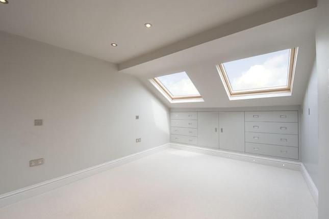 If built in hanging eave wardrobes can't happen - then I want this. Streamlined with great storage options...