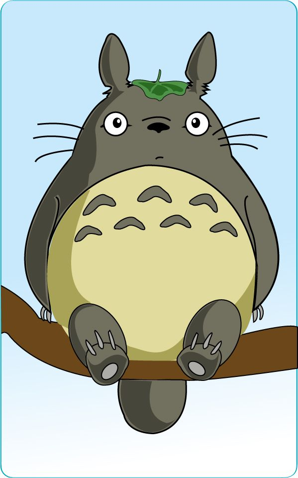 352 Best TOTORO Images On Pinterest