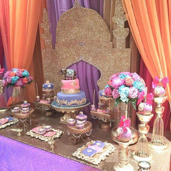 Arabian Nights Birthday Party Ideas & 28 best 1st Arabian Night images on Pinterest | Anniversary parties ...