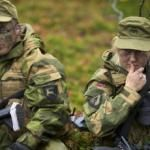 Norwegian troops get unisex dorms