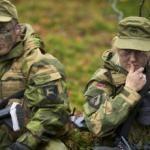 Norwegian troops get unisex dorms