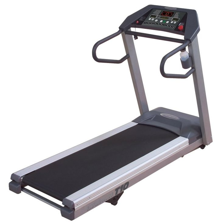 Body-Solid Endurance T10 Commercial Treadmill with HRC - T10HRC