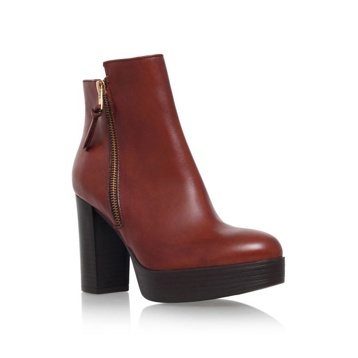 supremo wine high heel ankle boots from Carvela Kurt Geiger