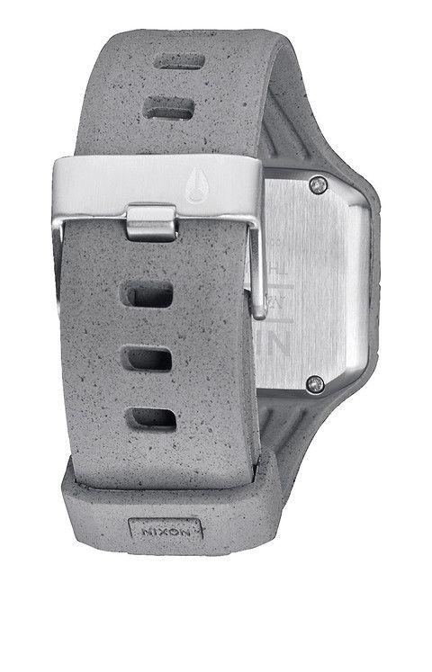 Concrete-like rubber - Ultratide - Blue / Gunmetal Etched / Surfline LTD | Nixon
