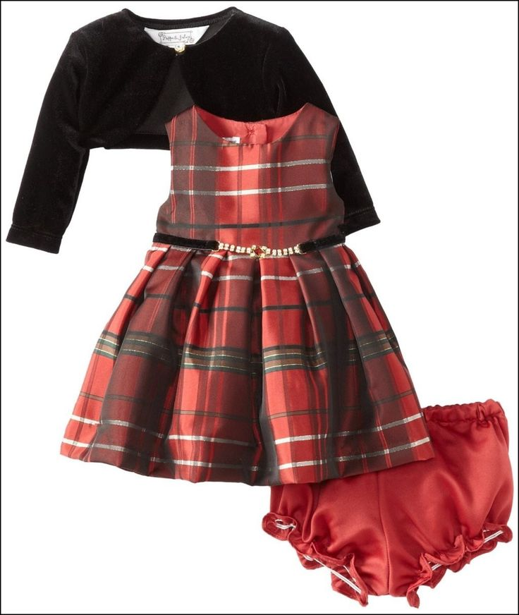 Holiday Dresses for Baby Girls