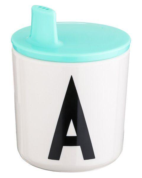 Design Letters pipmuggs tillbehör till bokstavsmuggarna