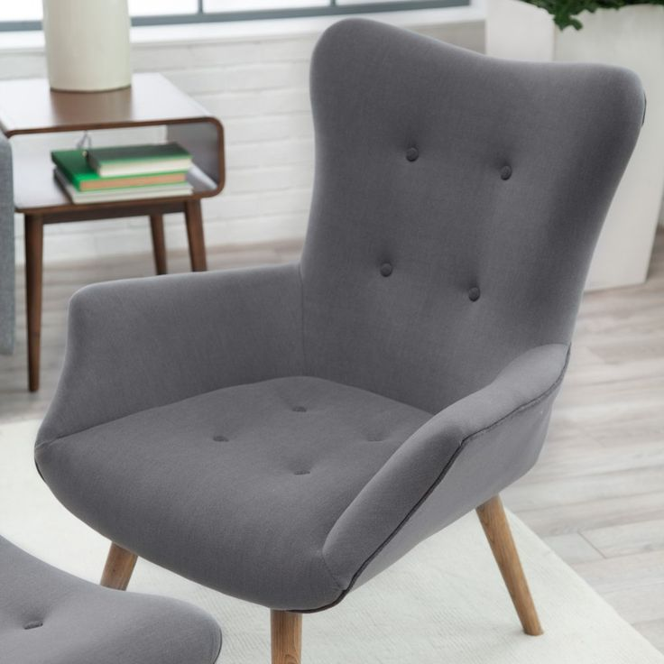 25 best ideas about chair and ottoman on pinterest