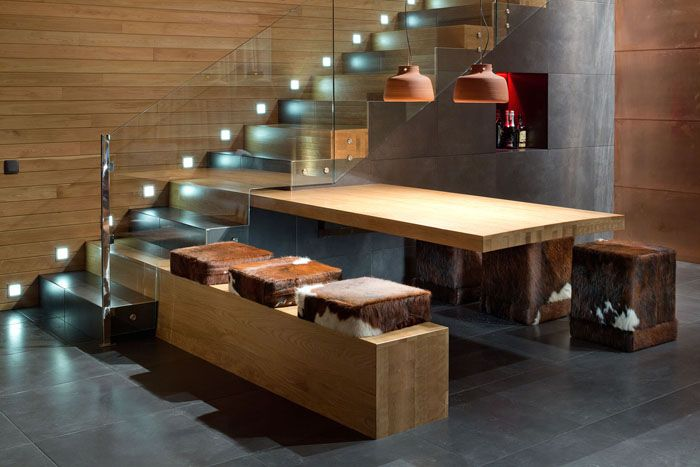 Luxury Chalet Design by YOD Design Lab » Daily Inspiration