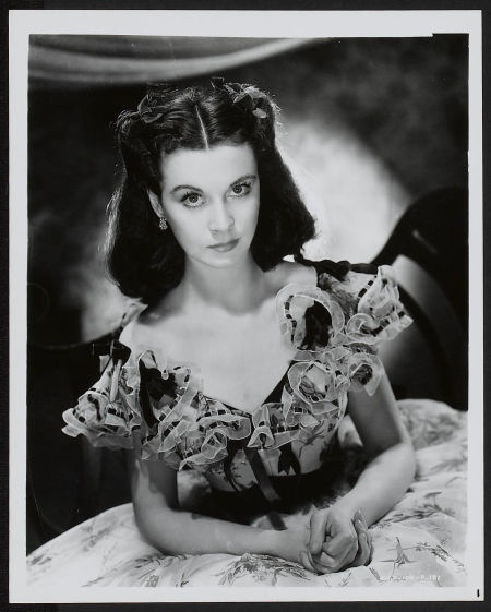 149 best images about gone with the wind on for Who played scarlett in gone with the wind