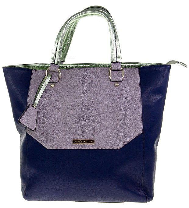 PARIS HILTON Blue Handbag