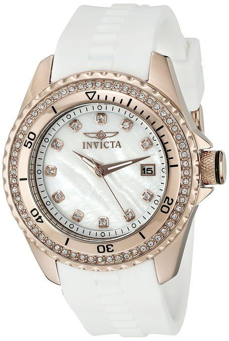 #watch #Clothing, #Shoes & #Invicta  #Women 88% off on Invicta Women's Analog Display Watch http://amzn.to/1UcfLOW
