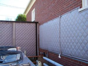 Noise Reduction Fencing Products