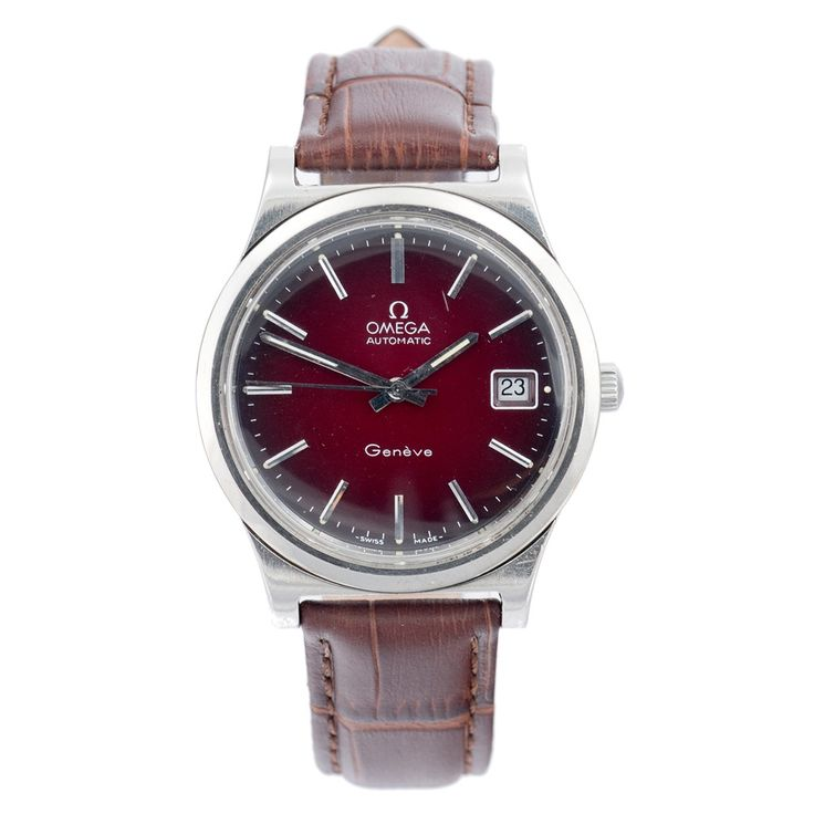 Ideas About Omega Automatic On Pinterest Vintage Watches For Men