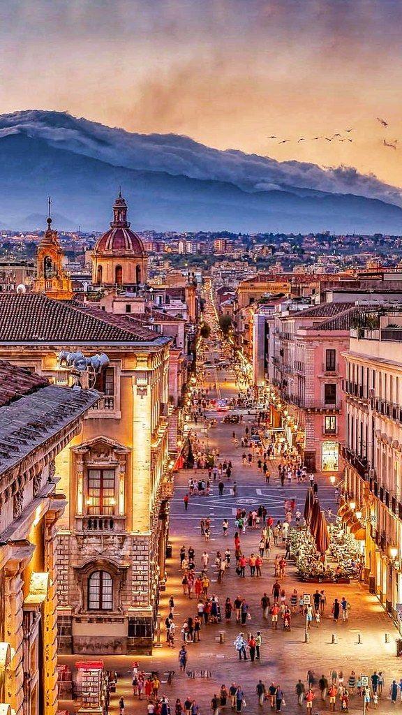 City – Italy – CATANIA-01