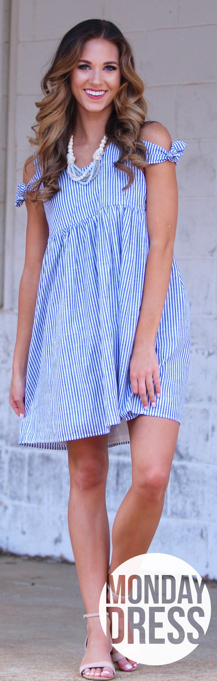 Walking In The Sand Dress| Monday Dress Boutique