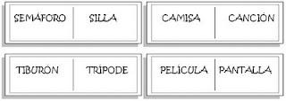 domino de la silaba tonica