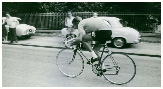 Jacques Anquetil, Tour de France Time Trial, 1964