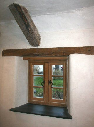 Wooden Lintel Window Google Search Windows Cottage