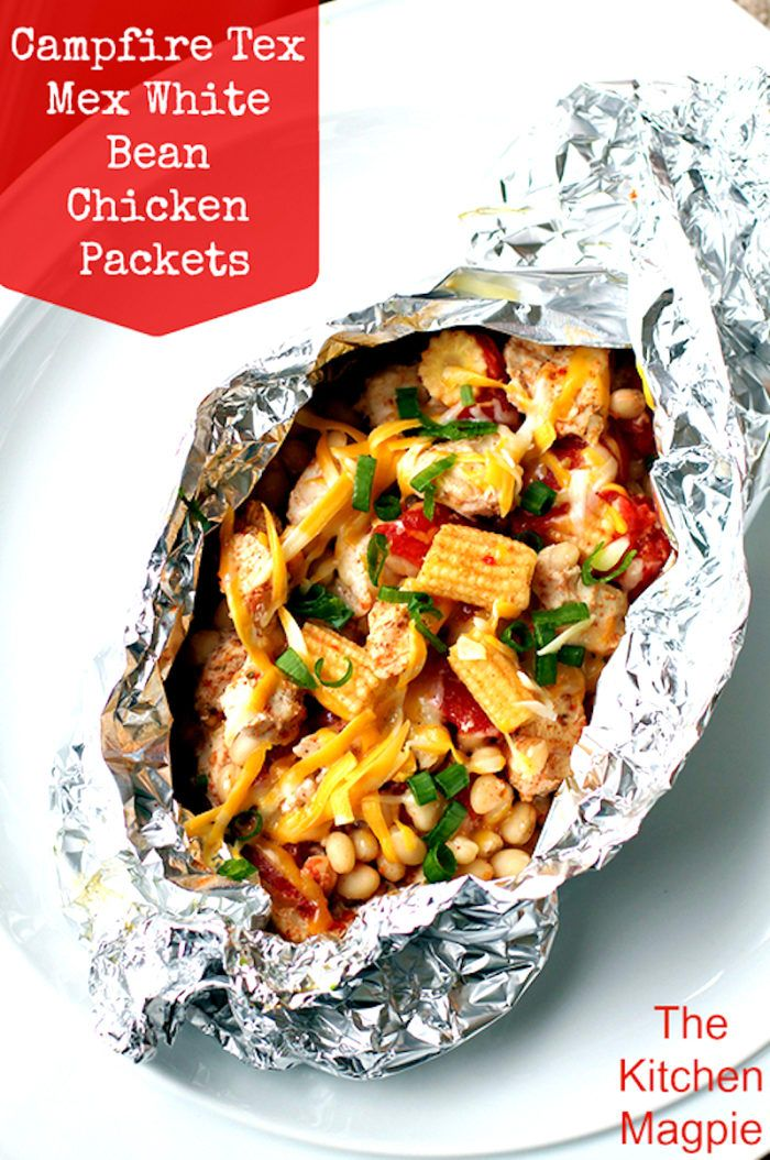 27 Best Foil Pack Recipes Images On Pinterest Camping