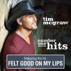 "Number One Hits: artist Tim McGraw (CD)--Two years after releasing Greatest Hits, Vol. 3, Tim McGraw put out Number One Hits -- a double-disc distillation of 24 of his biggest hits. Naturally, not every one of his charting singles fit under this rubric, but Number One Hits sticks to the parameters of its title more faithfully than most discs of this nature, including only chart-toppers along with the requisite new cut ""Feels Good on My Lips."""