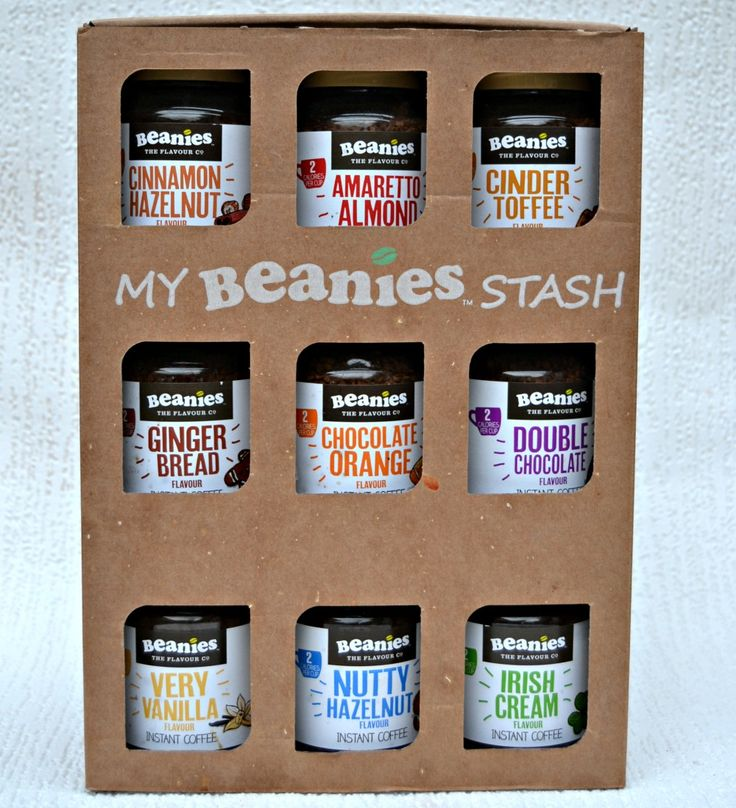 Competition to win Beanies flavour coffee stash box (worth £22.50)