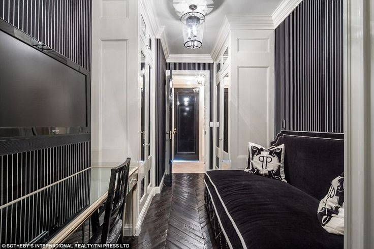 Bargain:Apartment 1809 at One Central Park South comes with all the perks of a hotel - including valet parking, housecleaning and room service from celebrity chef Todd English's restaurant