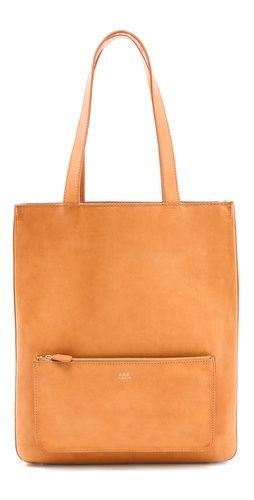 A.P.C. CABAS Bag | SHOPBOP