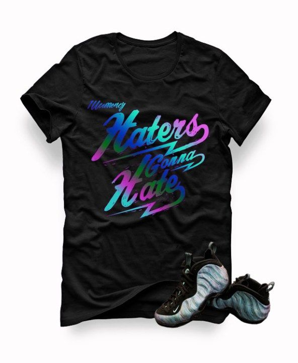e2466fc740f3e Official illCurrency Shirts to match Nike Air Foamposite One Abalone  sneakers. These are high quality sneaker tees that will match the Nike Air  Foamposite ...