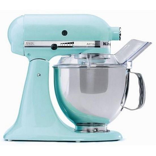 Kitchenaid KSM150 PSEIC ijsblauw - € 499