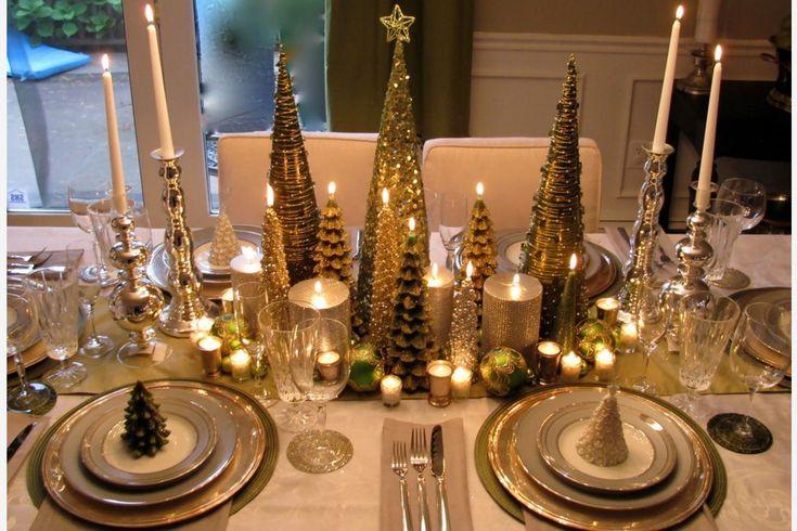 Декор без проблем: создаем украшения на Новый год своими руками и правильно сочетаем их http://happymodern.ru/ukrasheniya-na-novyj-god-svoimi-rukami-foto-2017/ Новый год 2017 должен быть обязательно со свечами и живым огнем