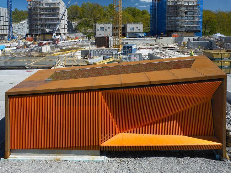Technical Building / U.D. Urban Design AB