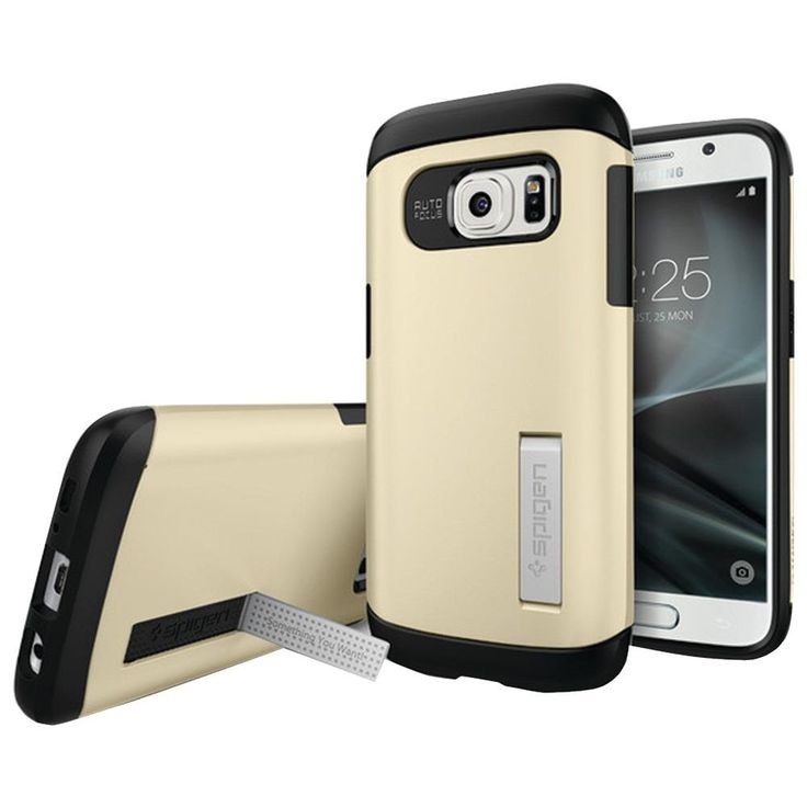 Spigen Slim Armor Case For Samsung Galaxy S 7 (champagne Gold)  #Usedbooksworld #Affordableipads #Affordabledvds #ADLE #Affordablebooks #Qualitycds