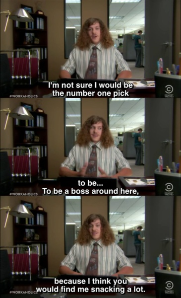 Workaholics Quotes