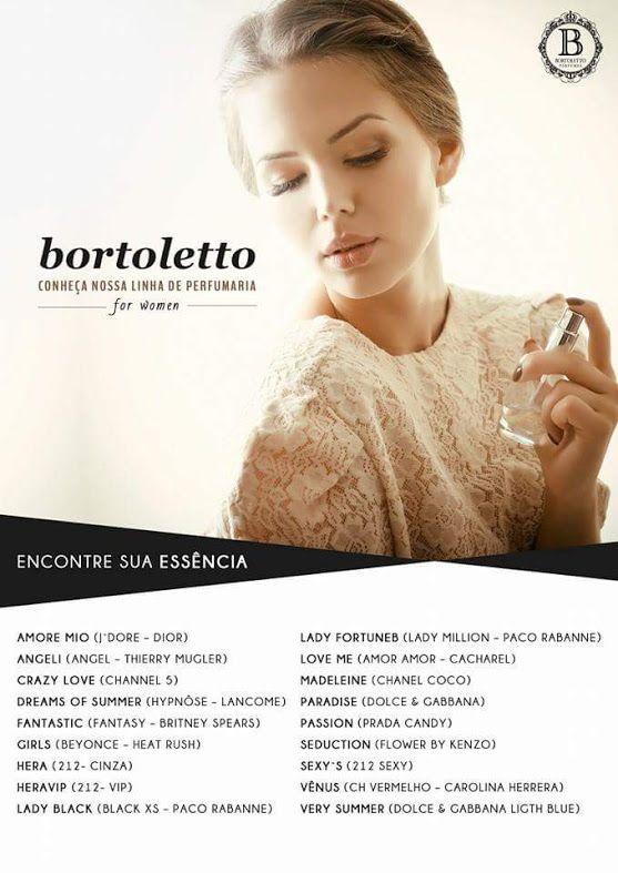 Perfumes Bortoletto é bom ?