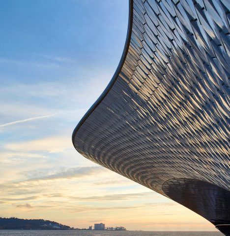 Museum of Art, Architecture and Technology in Lisbon by Amanda Levete's firm AL_A