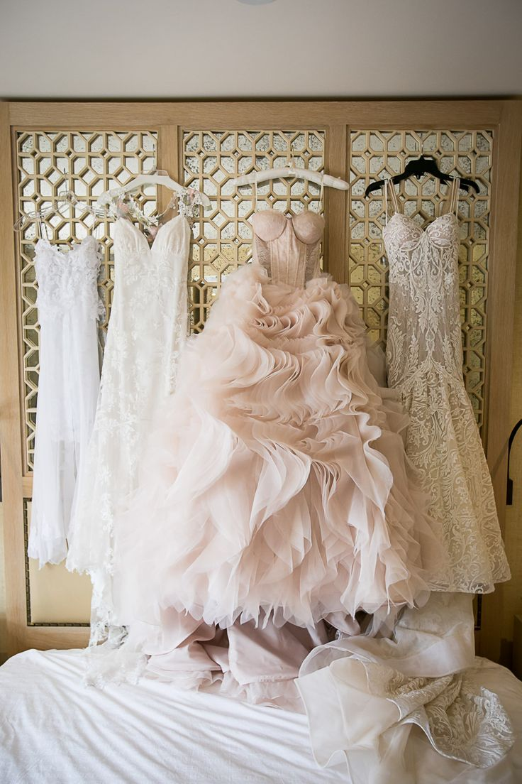 Photography : Arrowood Photography Read More on SMP: http://www.stylemepretty.com/2017/01/10/one-bride-four-gowns/