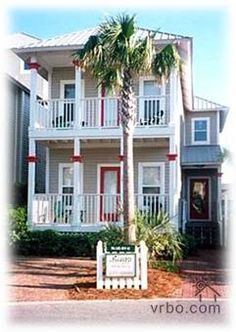 One of my FAVORITE <3 places to stay in Santa Rosa.....Old Florida Cottages, Santa Rosa Beach Florida