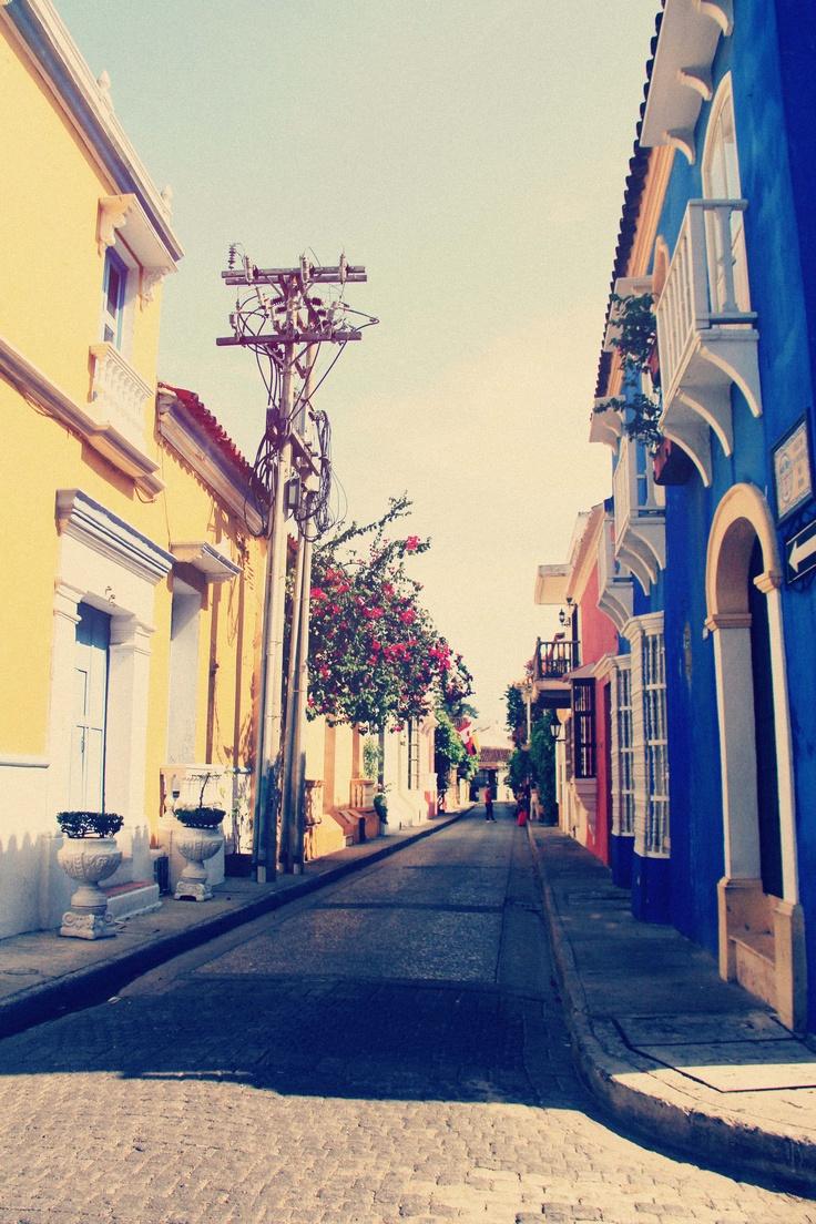 Cartagena, Colombia  read more @ muccimucci.com