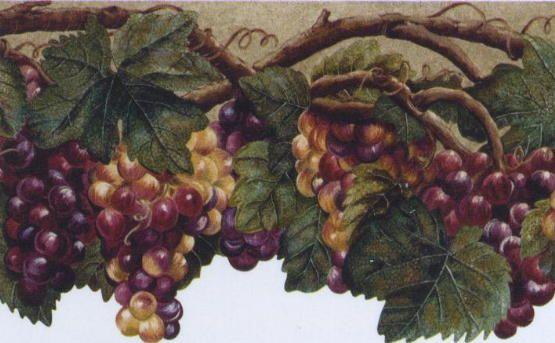 11 Best Grapes An Ivy Decor Images On Pinterest Kitchen