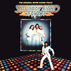 Saturday Night Fever - Just picked up this beauty. Listened to it often as a kid. Now, it's back. Good Times as this played...