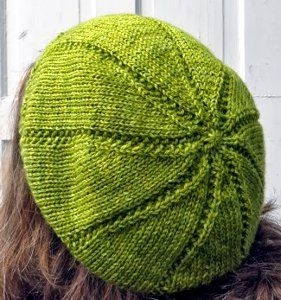 coat clearance Lime Wedge Hat free  Knit