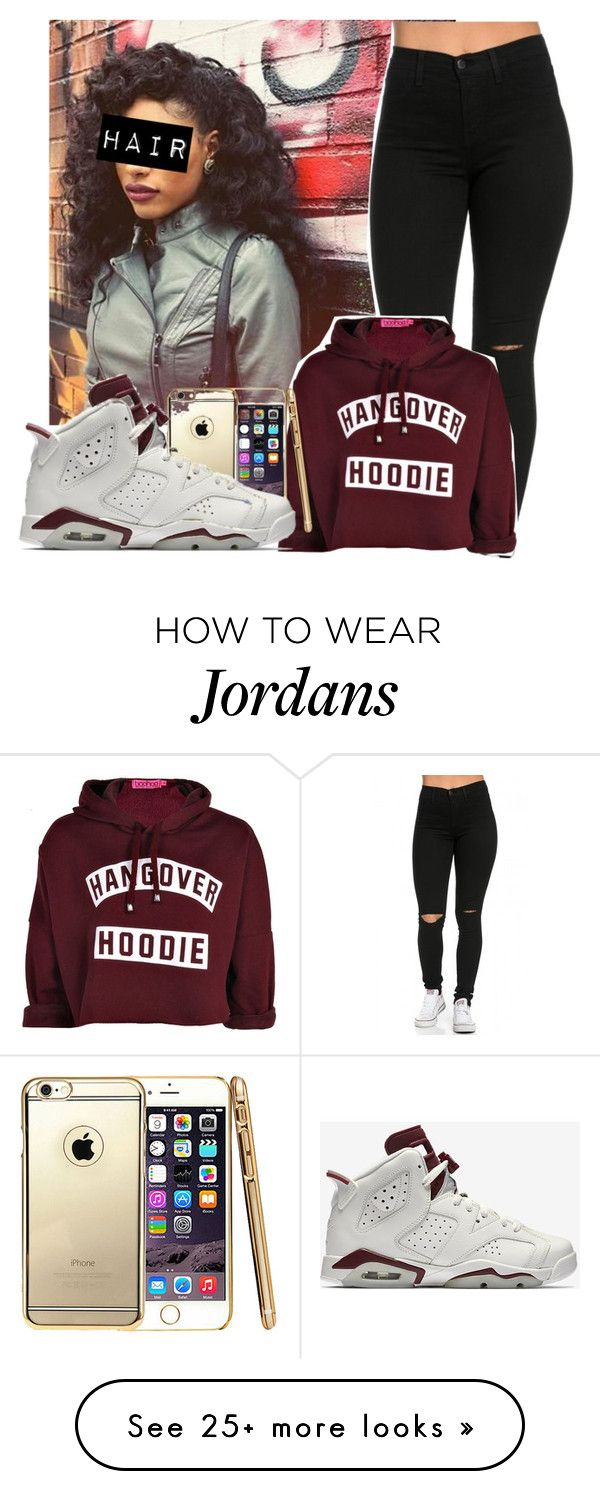 """""""Out 2/2/16"""" by jaida99 on Polyvore featuring Boohoo, NIKE, women's clothing, women, female, woman, misses and juniors"""