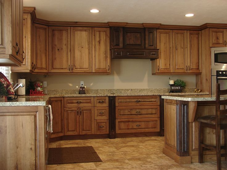 Best 25+ Rustic Cherry Cabinets Ideas On Pinterest