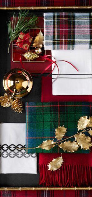 Tartan Holiday Bedding                                                                                                                                                                                 More