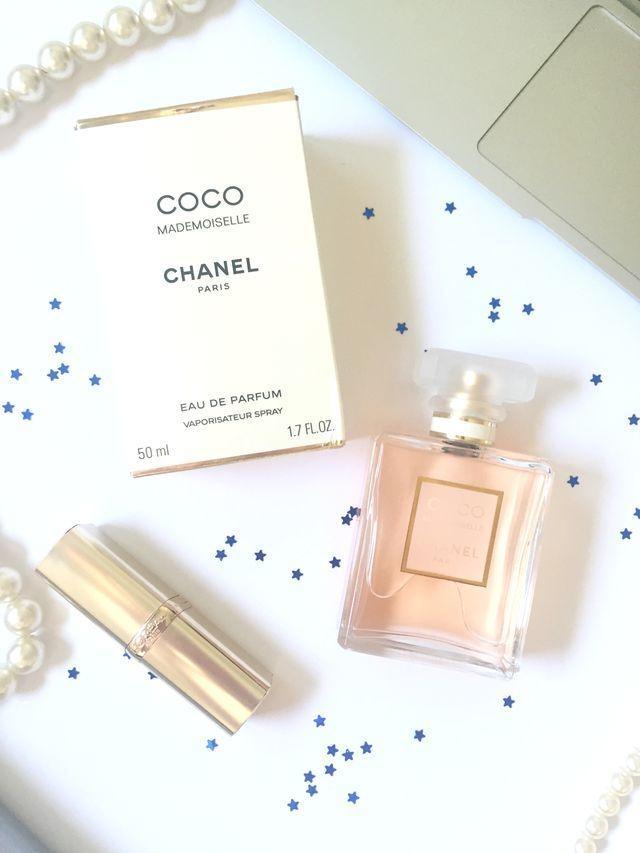 Coco Mademoiselle perfume | BeautiliciousD | Bloglovin' #chanel #cocomademoiselle #review #perfume @CHANEL